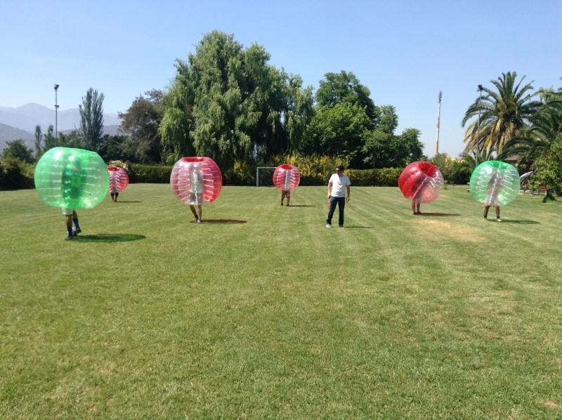 futbol de globos